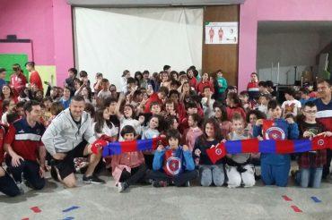 U.D. Ourense visita ó CPR Concepción Arenal