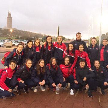 SD Torre 0-3 UD Ourense: Vitoria e grandes sensancións baixo a choiva coruñesa