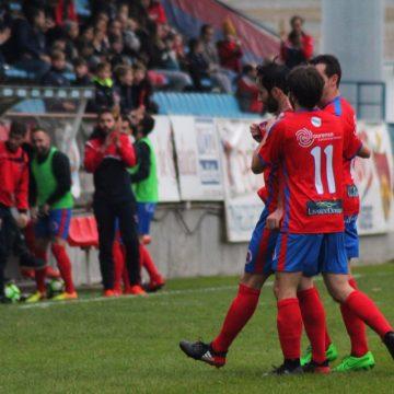 UD Ourense 1-0 SD Nogueira: Terceiro derbi e terceira vitoria consecutiva