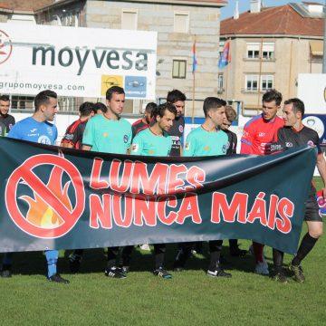 UD Ourense – SD Nogueira: Xornada solidaria para consolidar a vantaxe