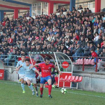 UD Ourense 2-2 CD Moaña: Valioso punto