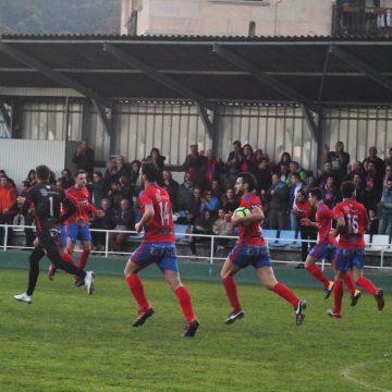 Caselas FC 1-1 UD Ourense: Empate agónico no 91