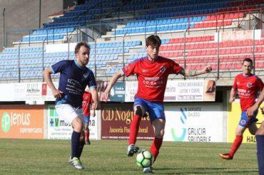 UD Ourense 2-3 Maside FC: Toca remontada en Outeiro Grande