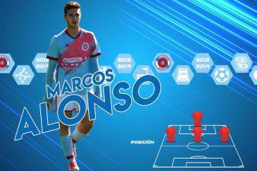 Marcos Alonso, novo xogador da UD Ourense