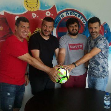 Iván Alonso incorpórase como novo Coordinador da Base da UD Ourense.