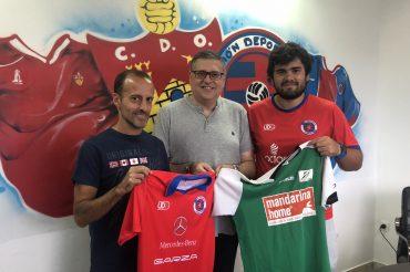 U.D. Ourense e C.D. La Purísima unindo esforzos polo fútbol base