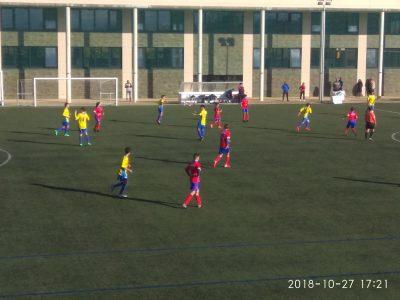 Base fútbol 11 Fin de semana 27-28 Outubro
