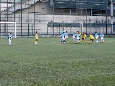 Base fútbol 8 Fin de semana 27-28 Outubro