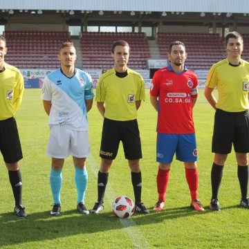 SD Compostela vs UD Ourense