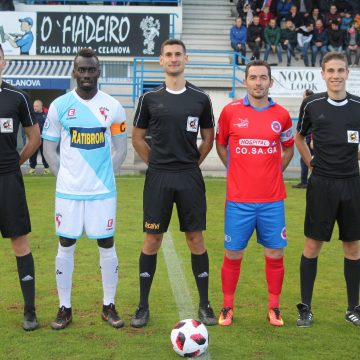 UD Ourense vs Arosa
