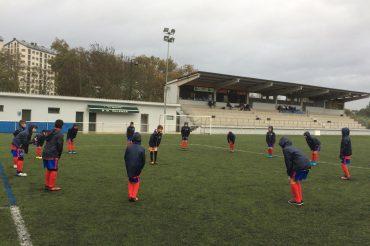 Base Fútbol 8 Fin de Semana 22 – 23 Decembro