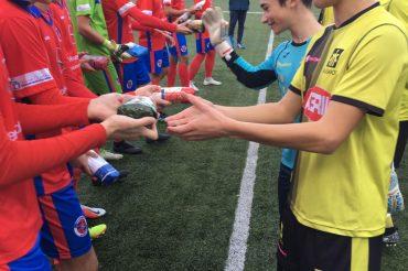 Base fútbol 11 Fin de Semana 24-25 de Novembro