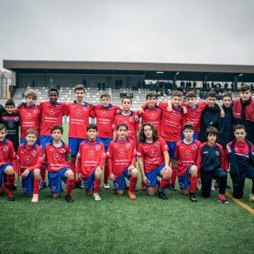Base Fútbol 11 Fin de Semana 6 – 9 de Decembro