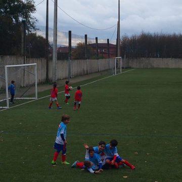 Base Fútbol 8 Fin de Semana 1-2 Decembro