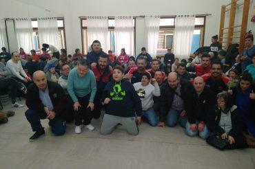U.D. Ourense na Asociación Aspanas