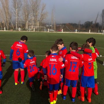 Base Fútbol 8 Fin de Semana 12 – 13 Xaneiro
