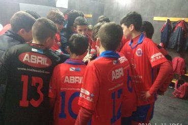 Base Fútbol 11 Fin de Semana 12 – 13 Xaneiro