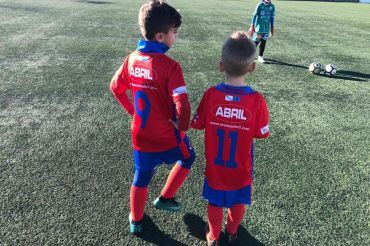 Base Fútbol 8 Semana 9 – 10 Febreiro