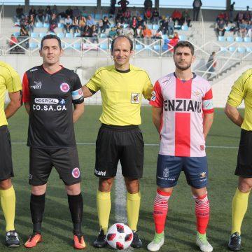 Alondras CF vs UD Ourense