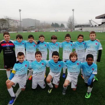 Base Fútbol 8 Fin de Semana 2 – 3 Febreiro