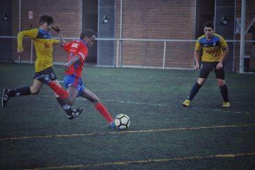 Base fútbol 11 Fin de semana 2 – 3 Febreiro