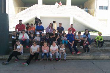 U.D. Ourense no C.E.I.P Carmen Gª Carrasco de Cenlle