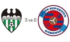 UD Paiosaco vs UD Ourense