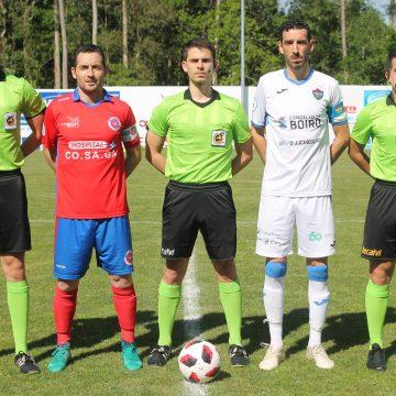 CD Boiro vs UD Ourense