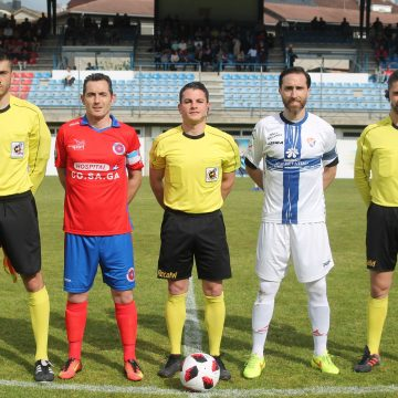 UD Ourense vs CD Barco