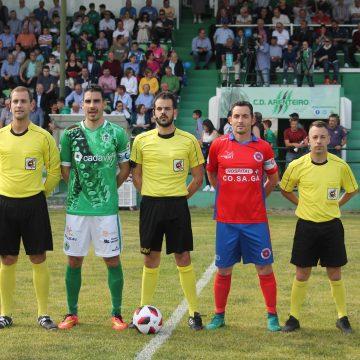 Arenteiro vs UD Ourense