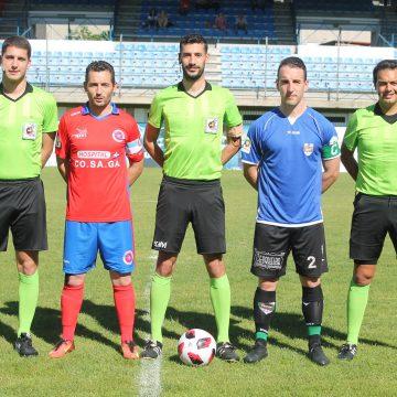 UD Ourense vs Laracha
