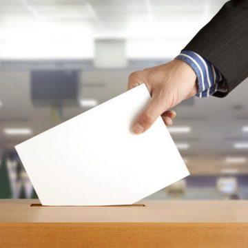 Convocatoria de eleccións