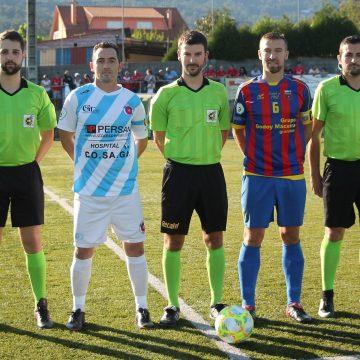 CD Pontellas vs UD Ourense