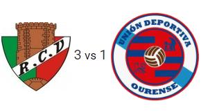 Vilalbés vs UD Ourense