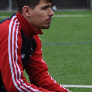 Entrevista a Adrián Blanco, adestrador do prebenxamín B