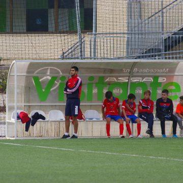 Entrevista a Víctor, segundo adestrador do Infantil B