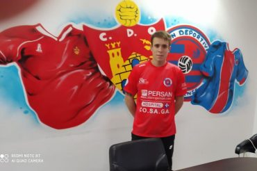 Alex Ocampo: «Calquera futbolista quere xogar nun club como a UD Ourense»