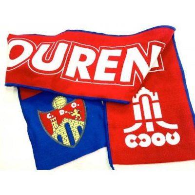 Bufanda CD Ourense 2013-14