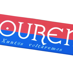 Bufanda oficial UD Ourense