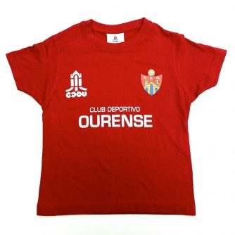 Camiseta Calentamiento CD Ourense 2013-14 3