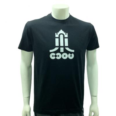 Camiseta Marca CDOU 2013-14 (Negra)
