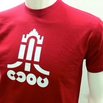 Camiseta Marca CDOU 2013-14 (Roja) 2