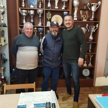 Convenio de colaboración coa Escola Deportiva Secundino Basalo