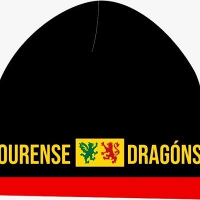 Gorro dragón reversible