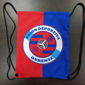 Mochila oficial da UD Ourense