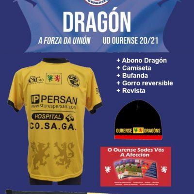 Pack Dragón